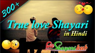 True love Shayari 💖 300+ true love shayari in hindi